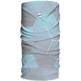 HAD Coolmax Next Level Scaldacollo tubolare, turchese/grigio